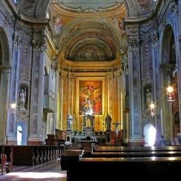 Analisi diagnostica di umidità chiesa di Santa Maria Assunta, Riva del Garda (TN)